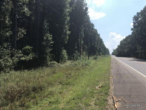 52 Ac, Rural Home Site Tract With : Saint Maurice : Winn Parish : Louisiana