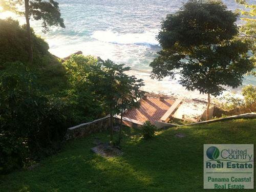 Isla Contadora Beach Front House : Isla Contadora : Panama