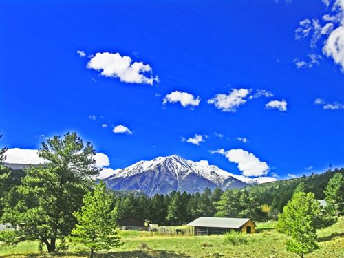 7521937, Perfect Spot To Build You : Salida : Chaffee County : Colorado
