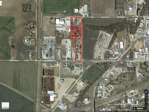 3.82 Acres Salina Commercial : Salina : Saline County : Kansas