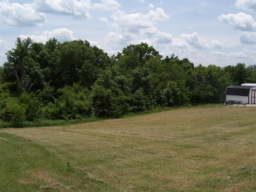 Bare Lot Lake Thunderhead North : Unionville : Putnam County : Missouri