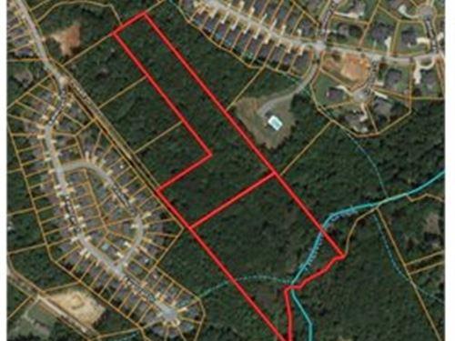 Undeveloped Acreage, Lexington : Lexington : South Carolina