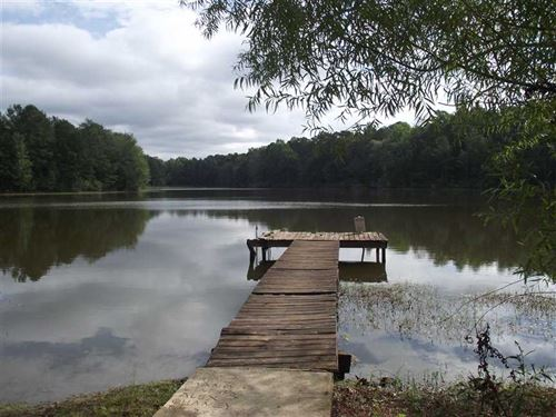 99 Acres With Cabin, 16 Acre : Greensboro : Hale County : Alabama