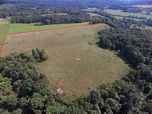 Sr 56, 86 Acres : New Plymouth : Vinton County : Ohio