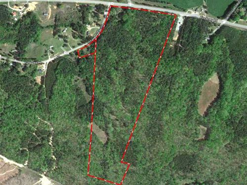 40.78 Acres in Chester, Chester CO : Chester : South Carolina