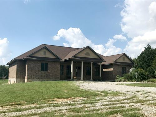 Missouri Country Home And Land : Elk Creek : Texas County : Missouri