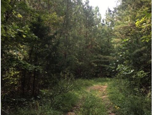 433 Acres Recreational Tract : Madisonville : Monroe County : Tennessee