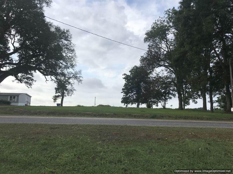 Lot On Historic Lake St Joe : Newellton : Tensas Parish : Louisiana
