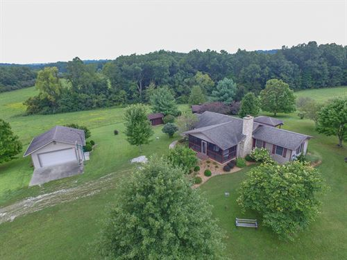 Lightner Rd, 48 Acres : Guysville : Athens County : Ohio