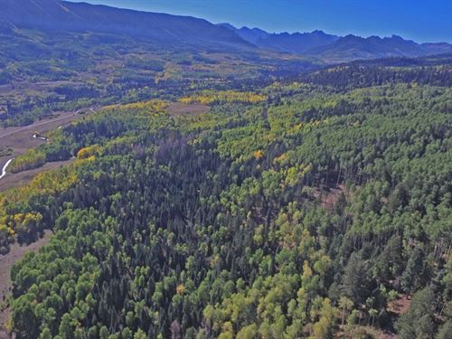 Stewart Creek Ranch : Cimarron : Gunnison County : Colorado