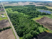 Land For Sale, Fulton County : Rochester : Fulton County : Indiana