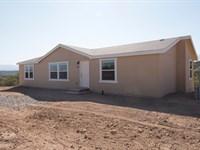 Cornville Home 3 Acres Brand New : Cornville : Yavapai County : Arizona