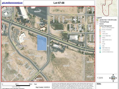 Great Commercial Property, Hualapai : Kingman : Mohave County : Arizona