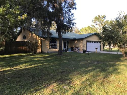Beautiful Sunset Views : Chiefland : Levy County : Florida