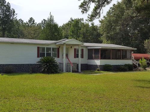 Fly Home, This Gem Ready to be : Live Oak : Suwannee County : Florida