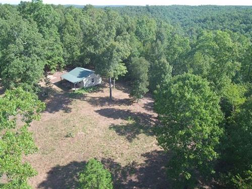 Outdoorsmans Property Cabin Endless : Pomona : Howell County : Missouri