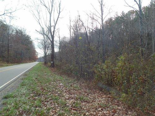 78 Wooded Acres In Woolwine Va : Woolwine : Patrick County : Virginia