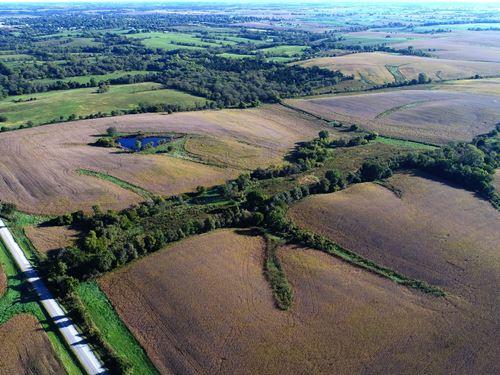 Wayne County Iowa Farmland Hunting : Corydon : Wayne County : Iowa