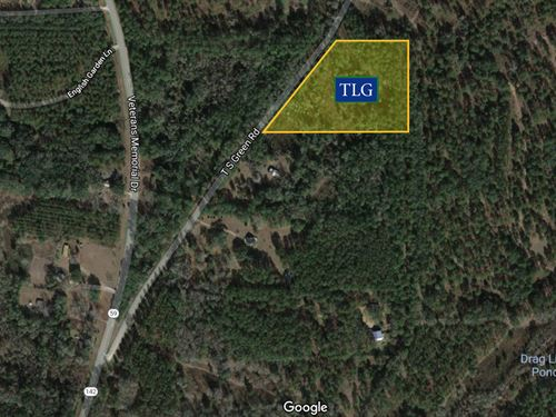 5.97 +/- Ac On T S Green Rd : Miccosukee : Leon County : Florida