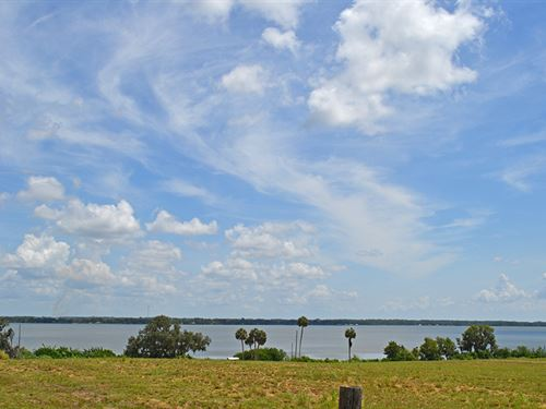 Frostproof Lakeview Homesite : Frostproof : Polk County : Florida