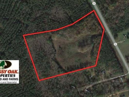 Under Contract, 16 Acres of Hunti : Warrenton : Warren County : North Carolina
