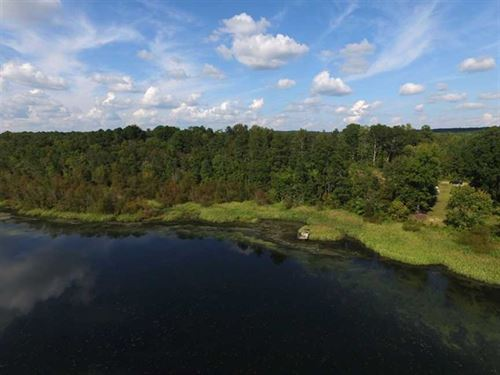 Reduced, .48 Acres of Waterfront : Gaston : Northampton County : North Carolina