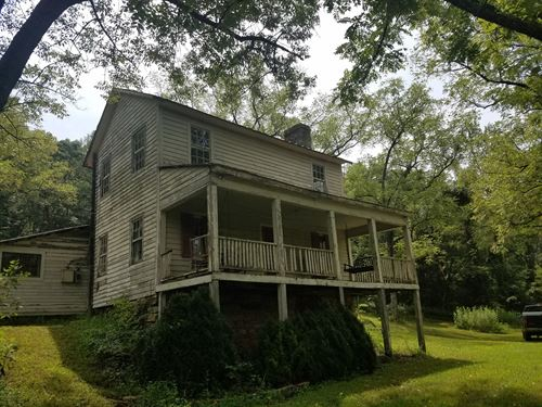 Historic 81 Acres, Hunting : Taylorsville : Alexander County : North Carolina