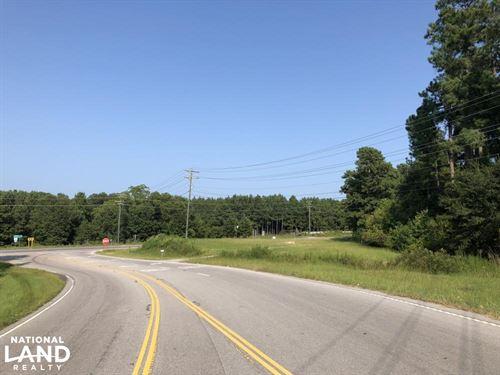 Hwy 4 & 400 Intersection Multi-Use : Orangeburg : South Carolina