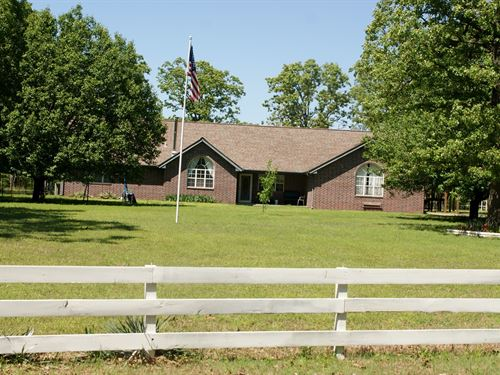 Exceptional Value, Great Land/Home : Rose : Mayes County : Oklahoma