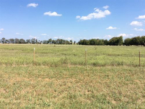 128 Acres Hunting, Ag Land : Pryor : Mayes County : Oklahoma