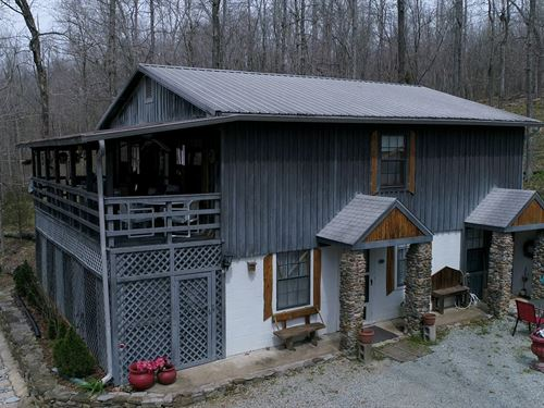 Private Cabin / Country Home Woods : Waynesboro : Wayne County : Tennessee