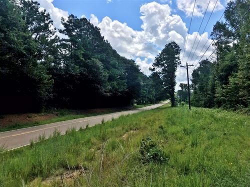 Amite County, MS Home Site Land For : Smithdale : Amite County : Mississippi