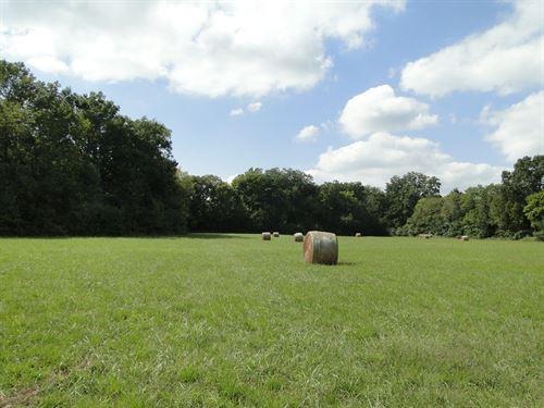 Acreage Close To Batesville : Batesville : Independence County : Arkansas