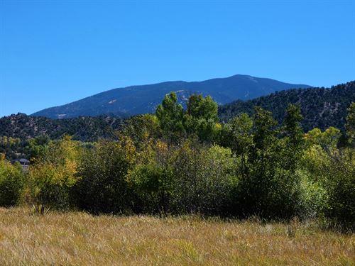 Beautiful Lot Little River : Salida : Chaffee County : Colorado