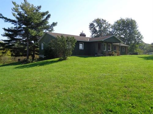 Real Estate Auction, Hillside Ranch : Croton : Licking County : Ohio