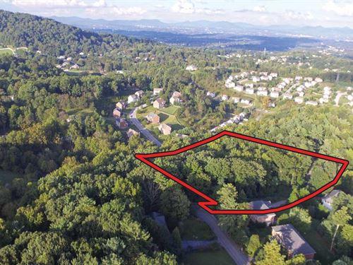 6.5 Acre Tract Sw County : Roanoke : Virginia