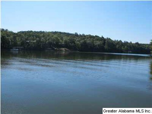 Lake Lot, Boat House & Boat Ramp : Wedowee : Randolph County : Alabama
