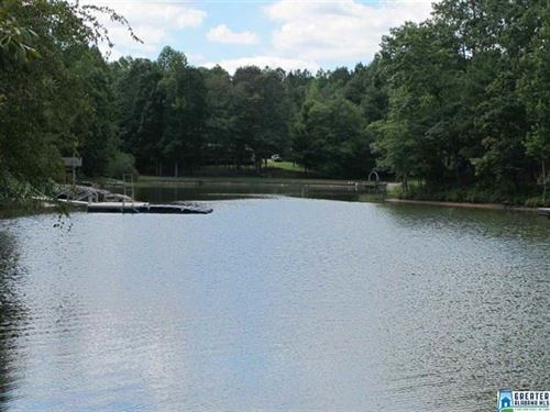 4.1 Acres On Lake Wedowee : Wedowee : Randolph County : Alabama