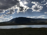 Exclusive Aspen Highlands Area : Elk Mountain : Carbon County : Wyoming