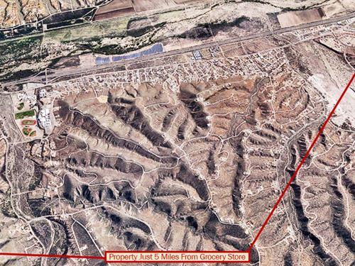 Property In Historic Desert Land : Rio Rico : Santa Cruz County : Arizona