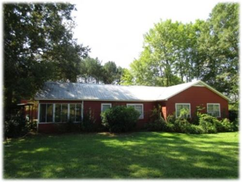 181.5 Acres With A Home In Winston : Louisville : Winston County : Mississippi