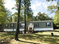 Home 30 Acres Northern Arkansas : Glencoe : Fulton County : Arkansas