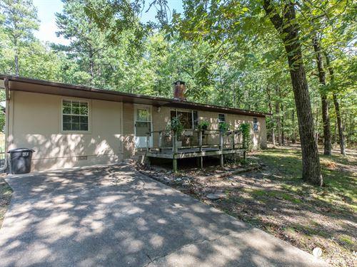 Cabin/Home Ouachita National : Mena : Polk County : Arkansas