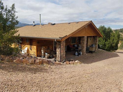 Colorado Rocky Mountain Homes : Florence : Fremont County : Colorado