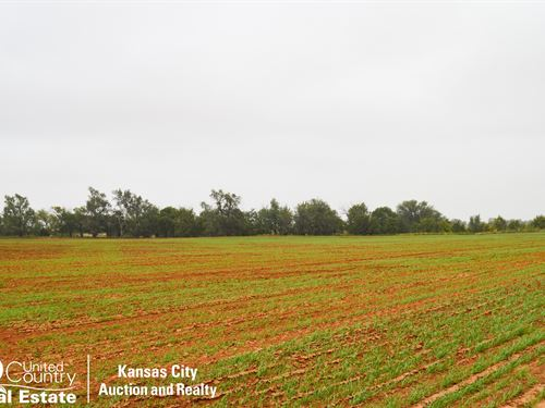 Farm 3 Harper County Kansas Land : Anthony : Harper County : Kansas