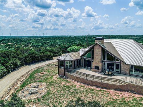 Home Acreage Tuscola-Abilene, Texas : Tuscola : Taylor County : Texas