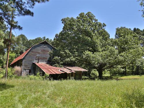 138 Ac Indian Rock : Gilmer : Upshur County : Texas