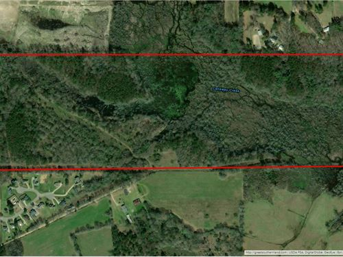 29-048B Calloway Creek Tract B 121 : Wetumpka : Elmore County : Alabama