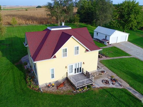 Acreage Southwest Iowa Treynor : Silver City : Pottawattamie County : Iowa