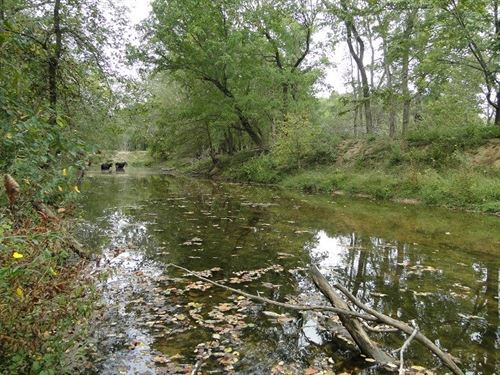 Arkansas Get-A-Way Acreage Water : Sidney : Izard County : Arkansas